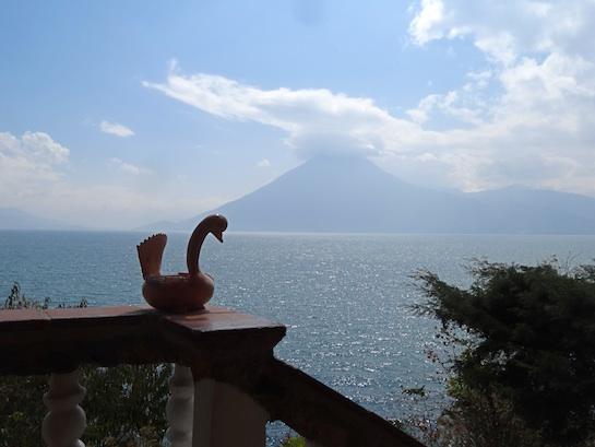 View from Casa Del Mundo