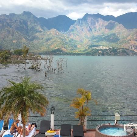 hotel in san pedro la laguna called hotel mikaso