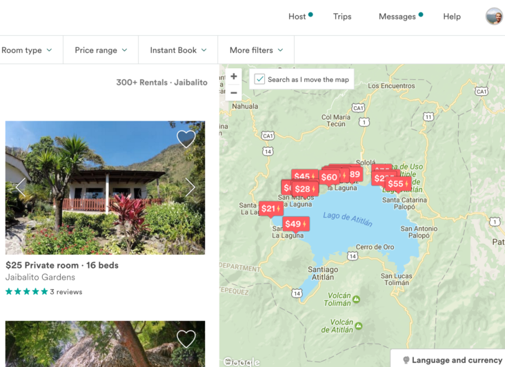 Sign Up For AirBnb For 40$ Credit – Atitlan Living