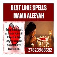 278 Award winner #No.1 best lost love spells +27823968582 Arkansas  Mama ALEEYAH